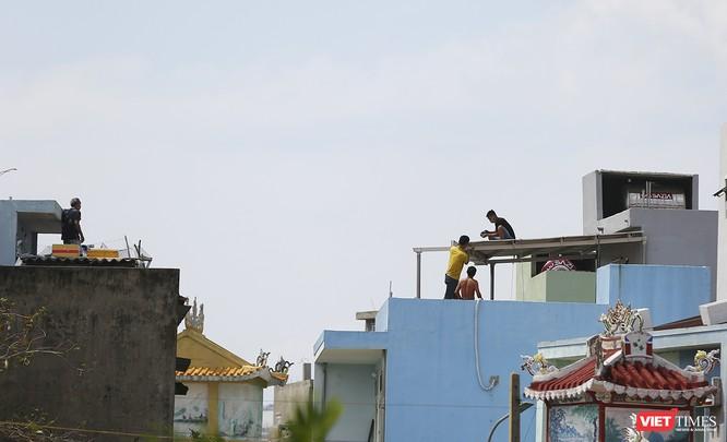 Ứng phó siêu bão số 9, Đà Nẵng tuyên bố xử lý hình sự người chống đối lệnh giới nghiêm ảnh 6