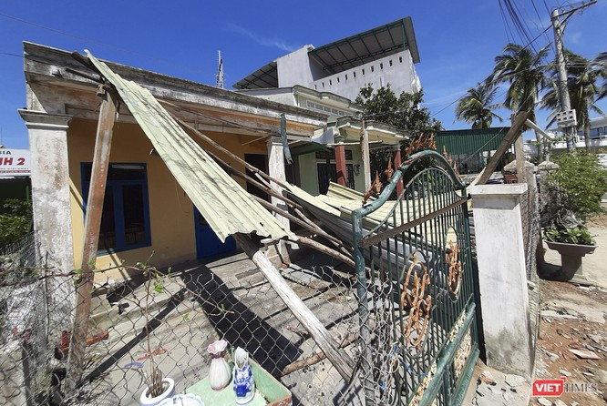 Hơn 140 người ở miền Trung thương vong, mất tích vì siêu bão số 9 ảnh 15
