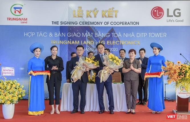 """LG Electronics muốn """"bắt tay"""" Đà Nẵng đào tạo nguồn nhân lực CNTT chất lượng quốc tế ảnh 1"""
