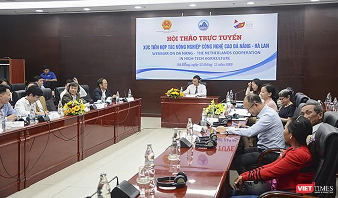 Đà Nẵng: Gần 3.000ha đất dành cho phát triển nông nghiệp công nghệ cao ảnh 1