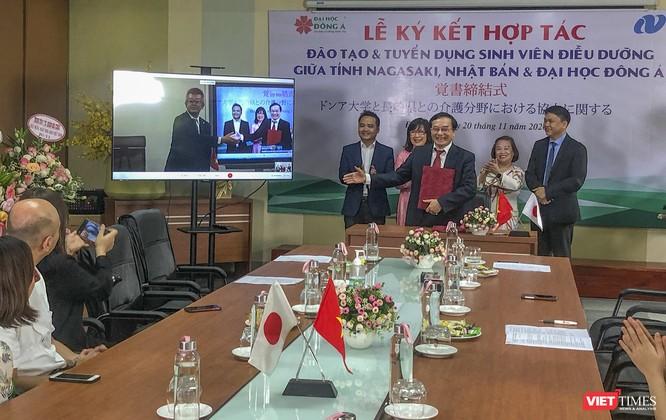 Tỉnh thành thứ 7 của Nhật hợp tác tạo việc làm cho sinh viên ở Đà Nẵng ảnh 1