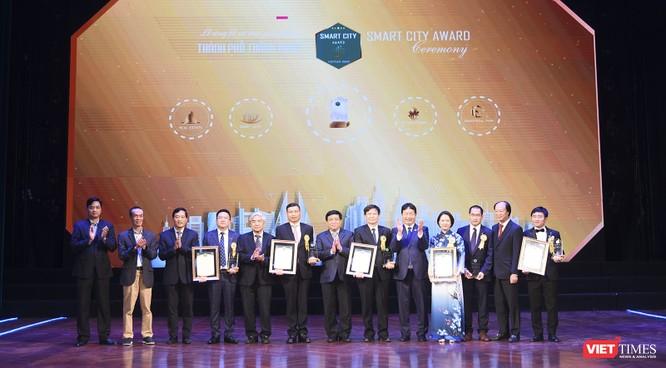 VINASA trao tặng giải thưởng thành phố thông minh cho Đà Nẵng ảnh 1