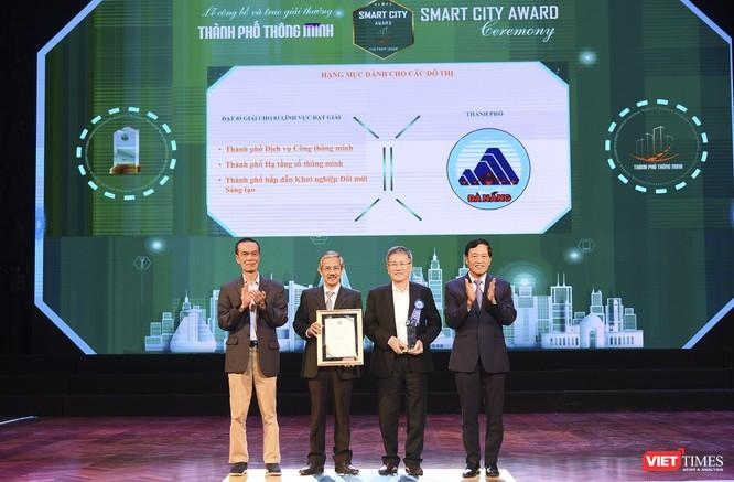 VINASA trao tặng giải thưởng thành phố thông minh cho Đà Nẵng ảnh 2