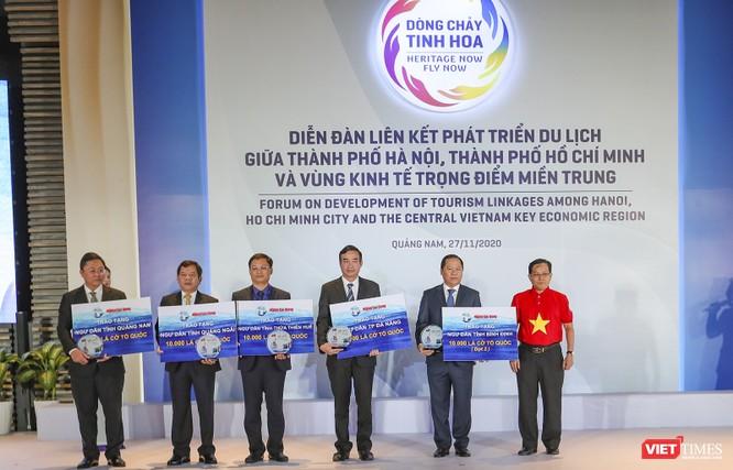 """Các tỉnh vùng kinh tế trọng điểm miền Trung """"bắt tay"""" 2 đầu Bắc - Nam để nâng tầm du lịch Việt ảnh 3"""