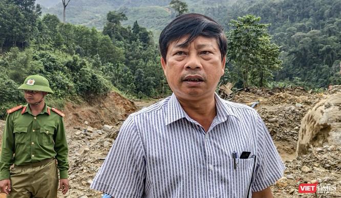 Vụ sạt lở ở Trà Leng: Không phải vì thuỷ điện, mà có thể do tình trạng chặt phá rừng trồng keo? ảnh 1