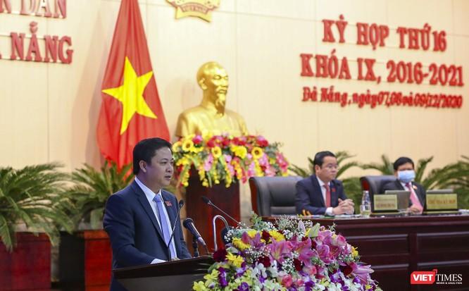 Ông Lê Trung Chinh được bầu làm Chủ tịch UBND TP Đà Nẵng ảnh 2
