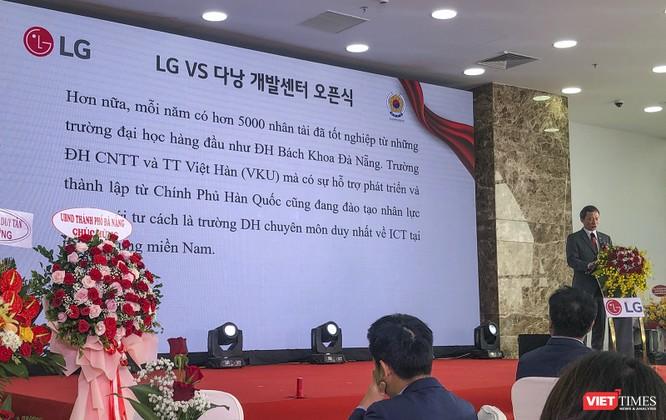 LG Electronics đưa Trung tâm nghiên cứu LG VS tại Đà Nẵng vào hoạt động ảnh 1