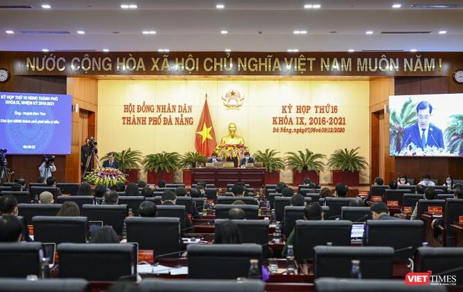 """Ông Huỳnh Đức Thơ nêu 4 tồn tại lớn của Đà Nẵng trước khi rời """"ghế nóng"""" Chủ tịch UBND TP ảnh 1"""