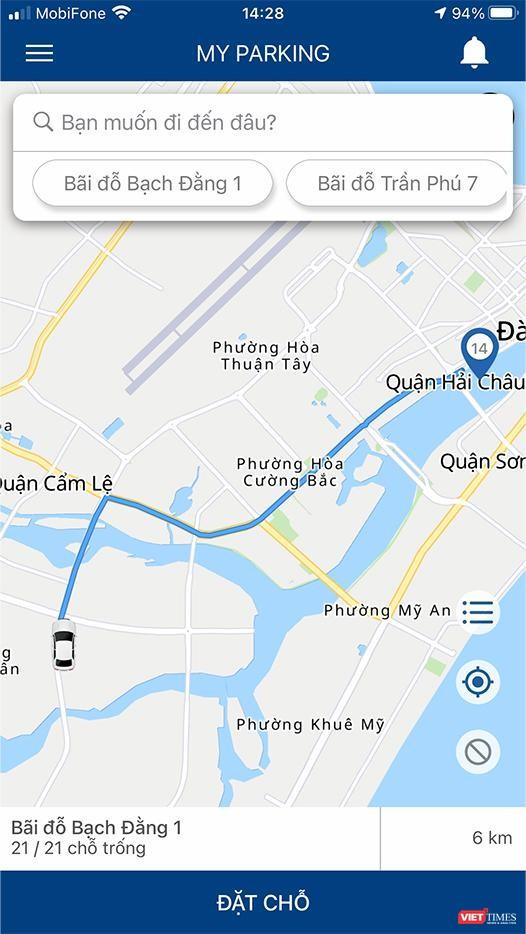 Từ ngày 1/1/2020, Đà Nẵng áp dụng mức thu mới về sử dụng lòng đường để đỗ xe ô tô ảnh 2
