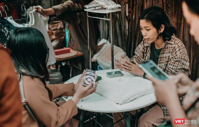 """Ảnh: Độc đáo """"phiên chợ handmade"""" giữa lòng Đà Nẵng ảnh 16"""