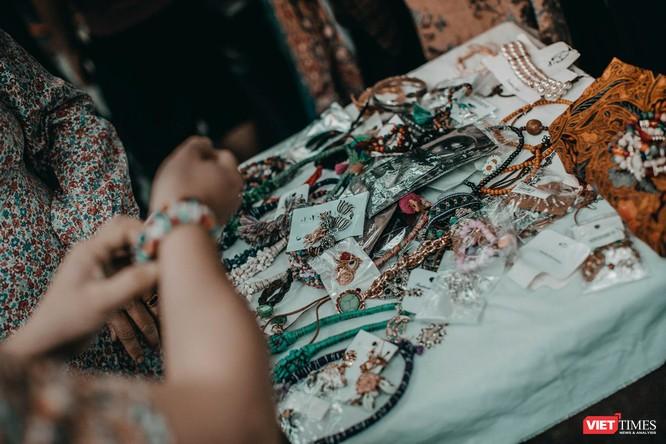 """Ảnh: Độc đáo """"phiên chợ handmade"""" giữa lòng Đà Nẵng ảnh 15"""