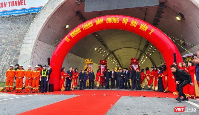 Hầm Hải Vân 2 chỉ thông xe 20 ngày vì chủ đầu tư chưa được giải ngân đủ vốn? ảnh 1