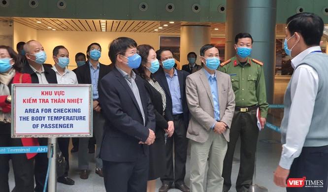 Ban Chỉ đạo Quốc gia kiểm tra công tác phòng chống, dịch COVID-19 tại Đà Nẵng ảnh 1