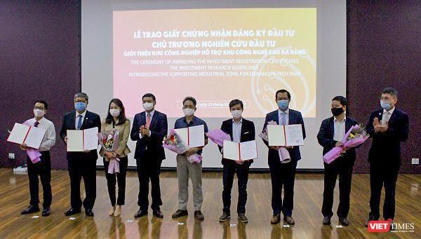 Thêm 7 dự án đầu tư trong và ngoài nước đổ bộ đến Đà Nẵng trong dịp đầu năm ảnh 1