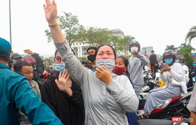 Ảnh: Hơn 1.200 tân binh ở Đà Nẵng lên đường nhập ngũ ảnh 17