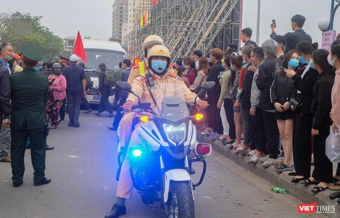 Ảnh: Hơn 1.200 tân binh ở Đà Nẵng lên đường nhập ngũ ảnh 18