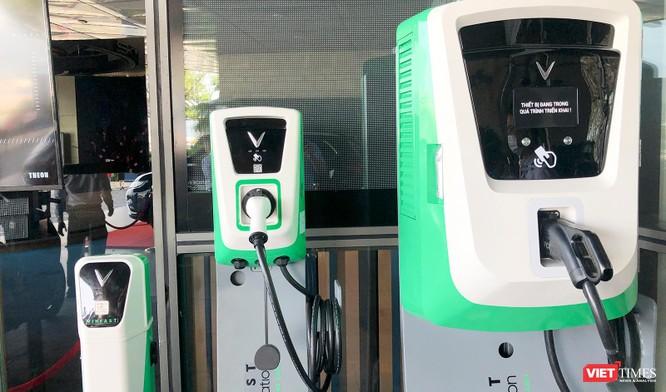 Đến năm 2025, Đà Nẵng sẽ có 165 trạm sạc ô tô điện ảnh 1