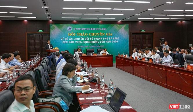 Đến năm 2030 cơ bản hoàn thành chuyển đổi số để TP Đà Nẵng là đô thị thông minh ảnh 2