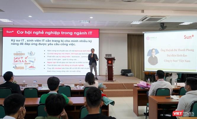 """Đà Nẵng: Doanh nghiệp và nhà trường """"bàn"""" chuyện xuất khẩu nhân lực ngành CNTT ảnh 1"""