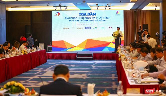 Đà Nẵng: Gần 27% doanh nghiệp du lịch cạn kiệt vốn, buộc rời khỏi thị trường sau COVID-19 ảnh 2