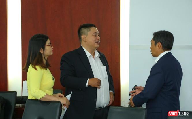 Chùm ảnh Lễ phát động Giải thưởng Chuyển đổi số Việt Nam năm 2021 tại Đà Nẵng ảnh 31