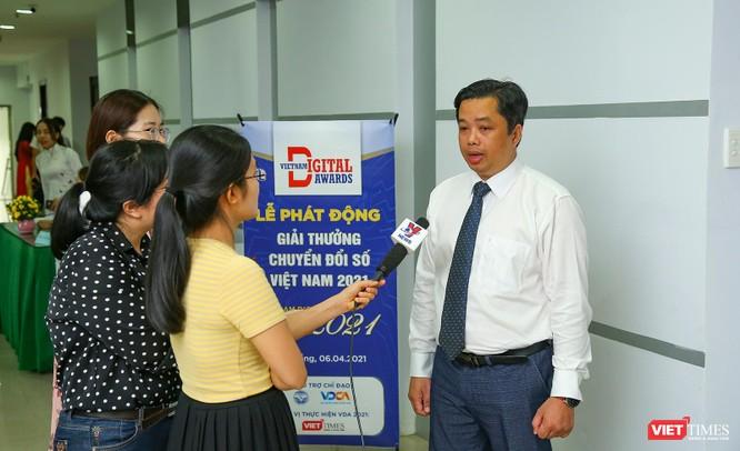 Chùm ảnh Lễ phát động Giải thưởng Chuyển đổi số Việt Nam năm 2021 tại Đà Nẵng ảnh 30
