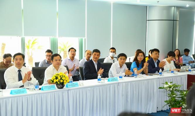 Chùm ảnh Lễ phát động Giải thưởng Chuyển đổi số Việt Nam năm 2021 tại Đà Nẵng ảnh 21