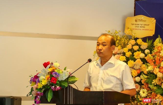 Chùm ảnh Lễ phát động Giải thưởng Chuyển đổi số Việt Nam năm 2021 tại Đà Nẵng ảnh 12