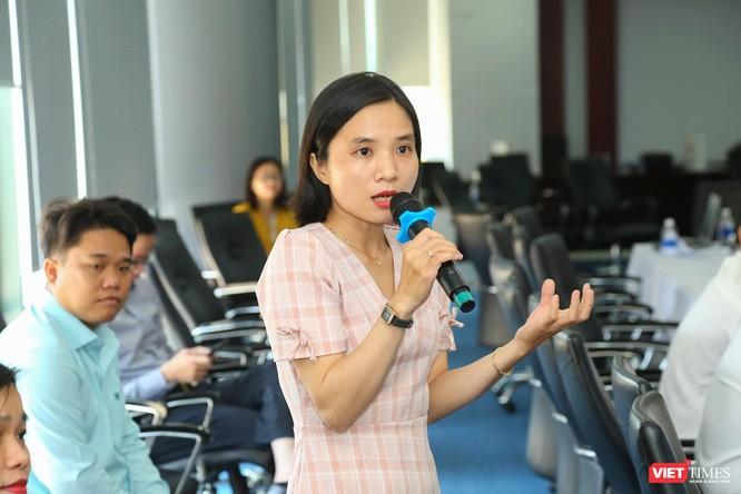 Chùm ảnh Lễ phát động Giải thưởng Chuyển đổi số Việt Nam năm 2021 tại Đà Nẵng ảnh 28