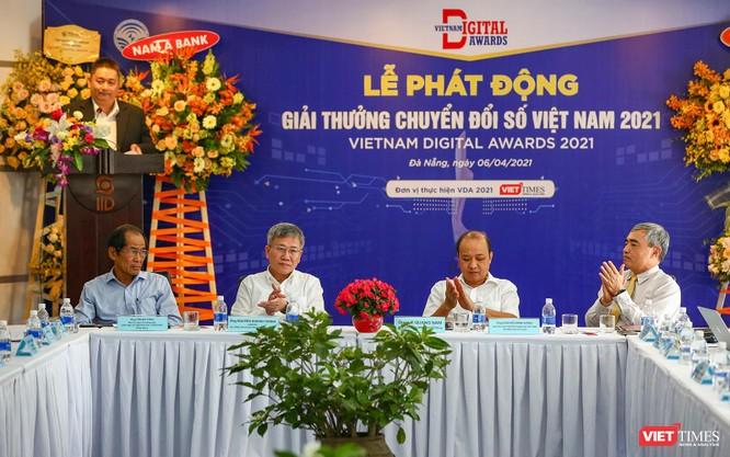 Chùm ảnh Lễ phát động Giải thưởng Chuyển đổi số Việt Nam năm 2021 tại Đà Nẵng ảnh 10