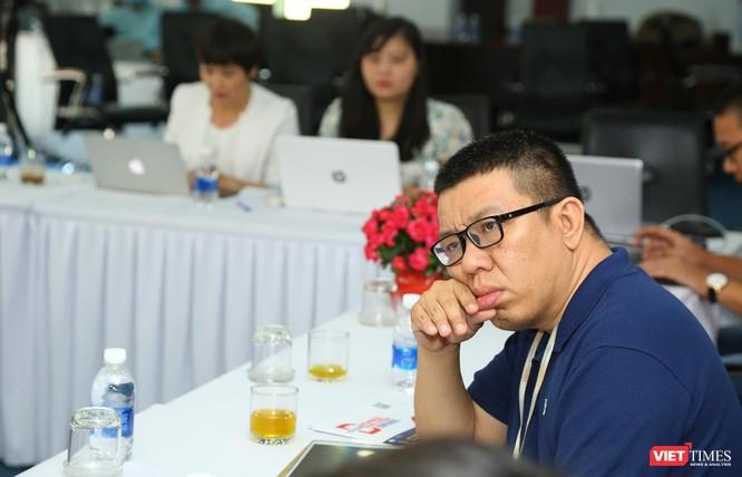 Chùm ảnh Lễ phát động Giải thưởng Chuyển đổi số Việt Nam năm 2021 tại Đà Nẵng ảnh 22