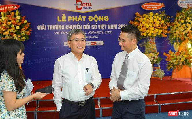 Chùm ảnh Lễ phát động Giải thưởng Chuyển đổi số Việt Nam năm 2021 tại Đà Nẵng ảnh 35