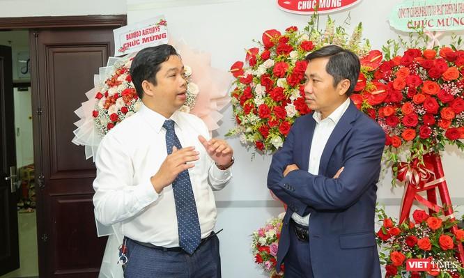 Chùm ảnh Lễ phát động Giải thưởng Chuyển đổi số Việt Nam năm 2021 tại Đà Nẵng ảnh 34