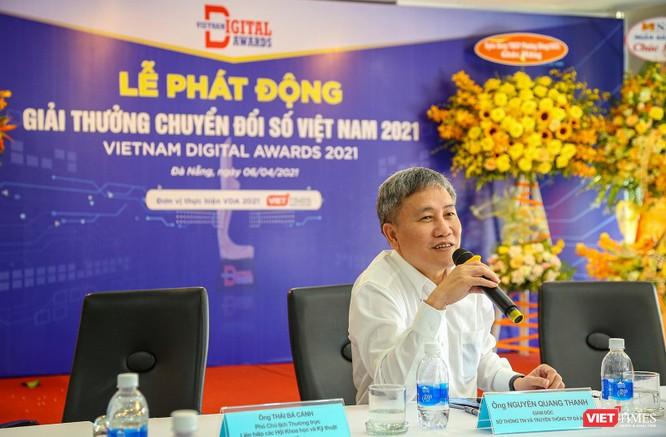 Chùm ảnh Lễ phát động Giải thưởng Chuyển đổi số Việt Nam năm 2021 tại Đà Nẵng ảnh 26