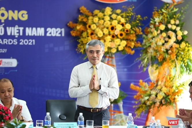 Chùm ảnh Lễ phát động Giải thưởng Chuyển đổi số Việt Nam năm 2021 tại Đà Nẵng ảnh 8
