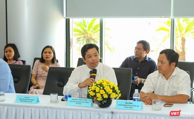 Chùm ảnh Lễ phát động Giải thưởng Chuyển đổi số Việt Nam năm 2021 tại Đà Nẵng ảnh 24
