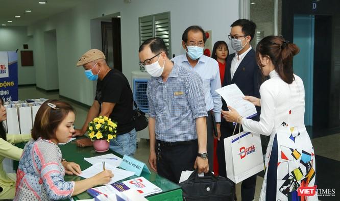 Chùm ảnh Lễ phát động Giải thưởng Chuyển đổi số Việt Nam năm 2021 tại Đà Nẵng ảnh 3