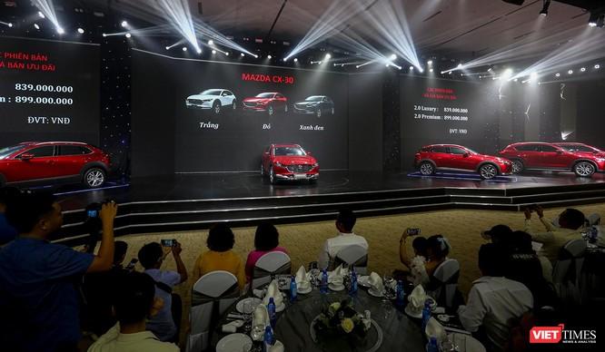 THACO AUTO ra mắt xe Mazda CX-30 và CX-3 thế hệ mới ảnh 1