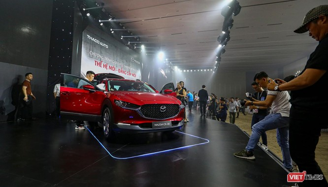 THACO AUTO ra mắt xe Mazda CX-30 và CX-3 thế hệ mới ảnh 2