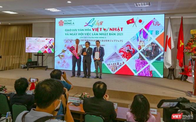 Toàn cảnh lễ hội giao lưu văn hóa Việt – Nhật và Ngày hội việc làm Nhật Bản 2021 tại Đà Nẵng ảnh 30