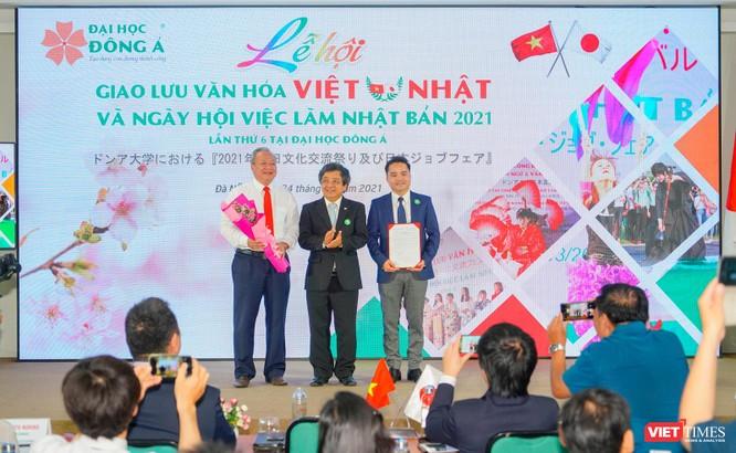 Toàn cảnh lễ hội giao lưu văn hóa Việt – Nhật và Ngày hội việc làm Nhật Bản 2021 tại Đà Nẵng ảnh 31