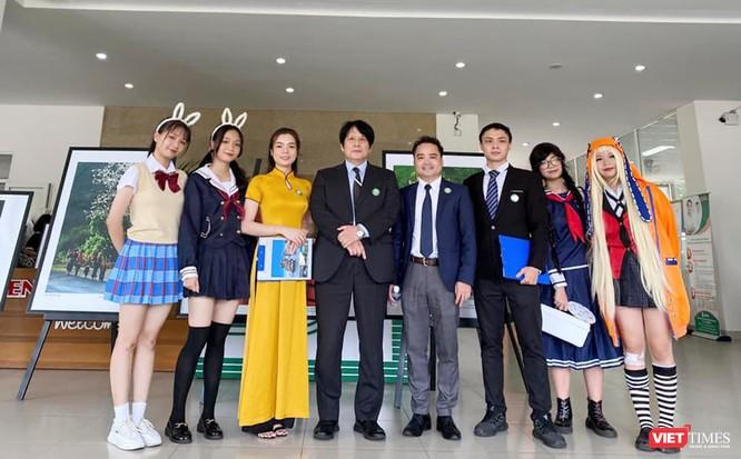 Toàn cảnh lễ hội giao lưu văn hóa Việt – Nhật và Ngày hội việc làm Nhật Bản 2021 tại Đà Nẵng ảnh 20