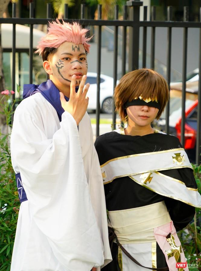 Toàn cảnh lễ hội giao lưu văn hóa Việt – Nhật và Ngày hội việc làm Nhật Bản 2021 tại Đà Nẵng ảnh 23