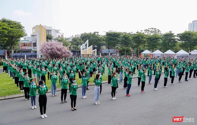Toàn cảnh lễ hội giao lưu văn hóa Việt – Nhật và Ngày hội việc làm Nhật Bản 2021 tại Đà Nẵng ảnh 2