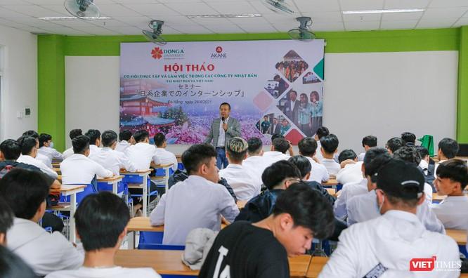 Toàn cảnh lễ hội giao lưu văn hóa Việt – Nhật và Ngày hội việc làm Nhật Bản 2021 tại Đà Nẵng ảnh 34