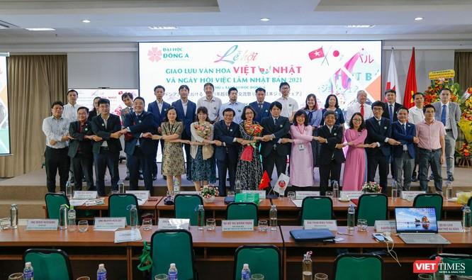 Toàn cảnh lễ hội giao lưu văn hóa Việt – Nhật và Ngày hội việc làm Nhật Bản 2021 tại Đà Nẵng ảnh 35