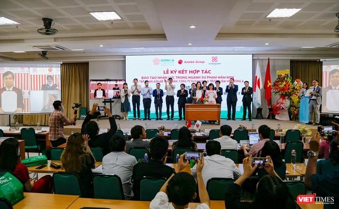 Toàn cảnh lễ hội giao lưu văn hóa Việt – Nhật và Ngày hội việc làm Nhật Bản 2021 tại Đà Nẵng ảnh 33
