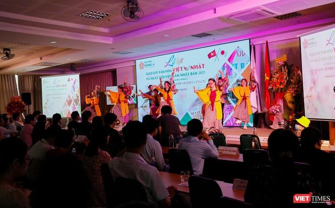 Toàn cảnh lễ hội giao lưu văn hóa Việt – Nhật và Ngày hội việc làm Nhật Bản 2021 tại Đà Nẵng ảnh 27