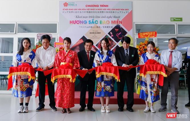 Toàn cảnh lễ hội giao lưu văn hóa Việt – Nhật và Ngày hội việc làm Nhật Bản 2021 tại Đà Nẵng ảnh 25