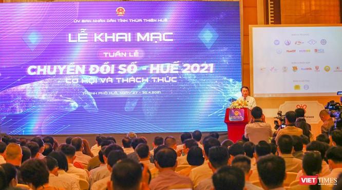 Đà Nẵng tiếp tục giữ ngôi đầu chỉ số ICT index 2020 ảnh 1